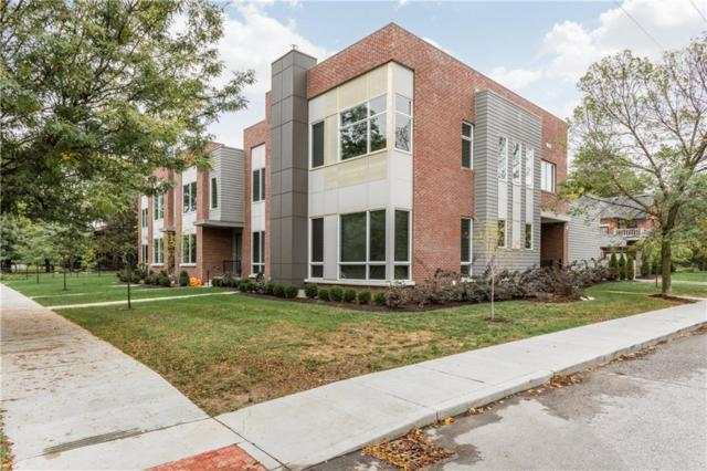 1303 Central Avenue, Indianapolis, IN 46202 (MLS #21557218) :: Indy Plus Realty Group- Keller Williams