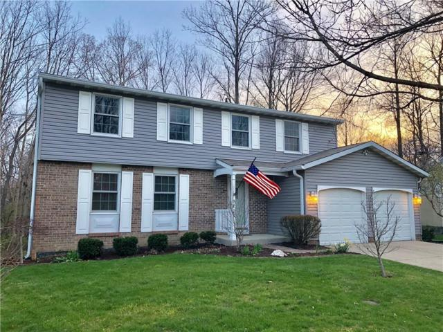 9204 Budd Run Drive, Indianapolis, IN 46250 (MLS #21557262) :: RE/MAX Ability Plus