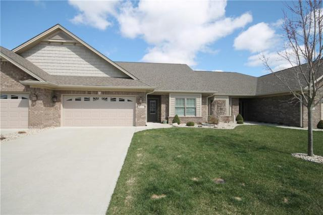 4966 Marco Drive, Columbus, IN 47203 (MLS #21557365) :: FC Tucker Company