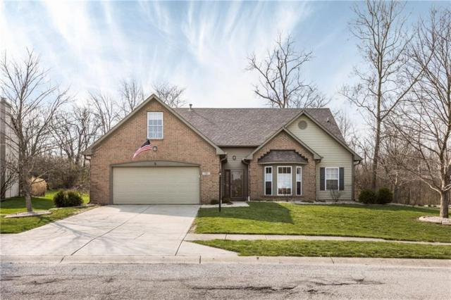 7707 Evian Drive, Indianapolis, IN 46236 (MLS #21557377) :: The Evelo Team