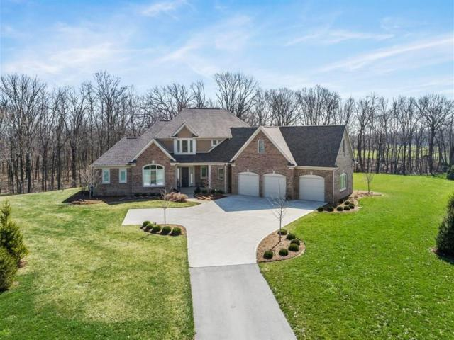 6742 Old Hunt Club Road, Zionsville, IN 46077 (MLS #21557399) :: The Evelo Team
