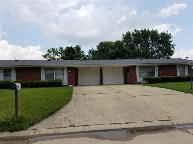 4206 Mellen Drive, Anderson, IN 46013 (MLS #21557464) :: Indy Scene Real Estate Team