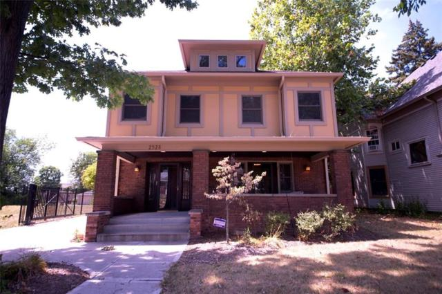 2528 N Broadway Avenue, Indianapolis, IN 46205 (MLS #21557543) :: The Evelo Team