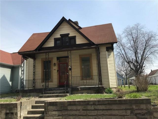 2115 S East Street, Indianapolis, IN 46225 (MLS #21557558) :: RE/MAX Ability Plus