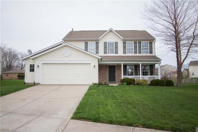3569 Bartram Lane, Plainfield, IN 46168 (MLS #21557564) :: The Evelo Team