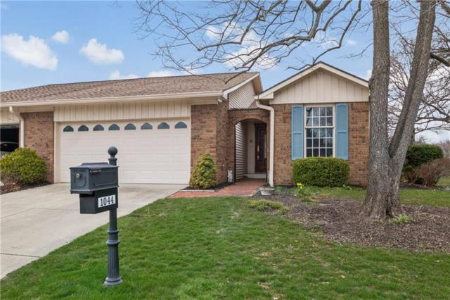 1044 Millwood Court, Indianapolis, IN 46260 (MLS #21557568) :: FC Tucker Company