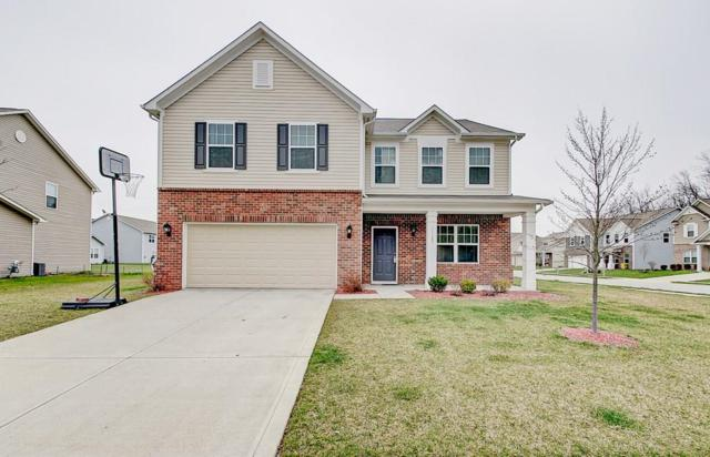 11185 Harborvale Chase, Fishers, IN 46038 (MLS #21557584) :: RE/MAX Ability Plus