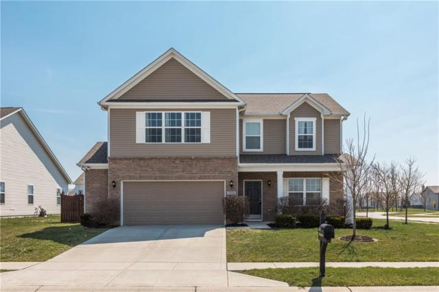 2439 Solidago Drive, Plainfield, IN 46168 (MLS #21557610) :: The Evelo Team
