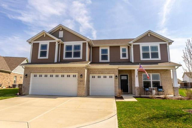 4617 W Chert Drive, New Palestine, IN 46163 (MLS #21557668) :: RE/MAX Ability Plus