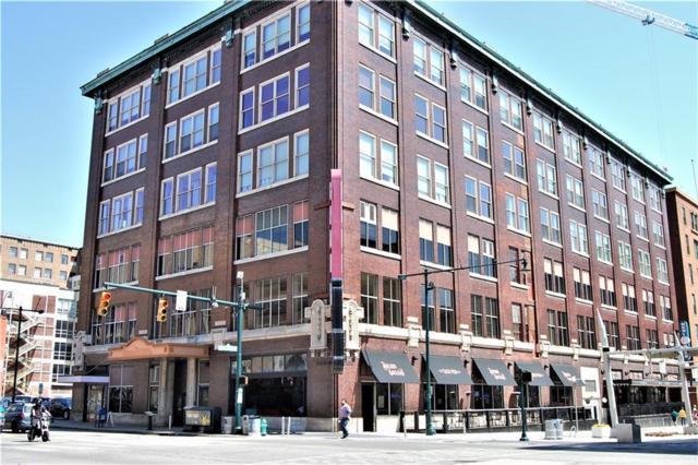 141 S Meridian Street #502, Indianapolis, IN 46225 (MLS #21557669) :: FC Tucker Company