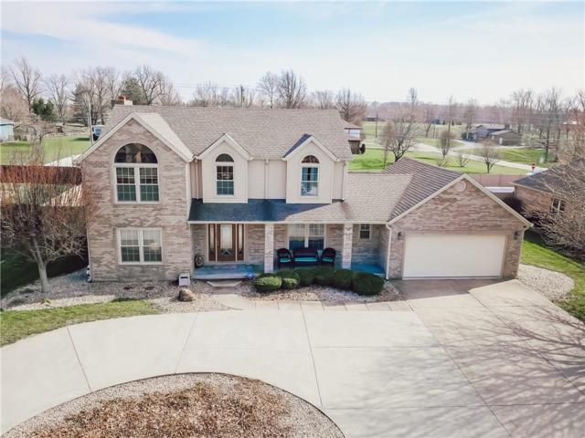 1525 W Jordan Drive, Greensburg, IN 47240 (MLS #21557722) :: The ORR Home Selling Team