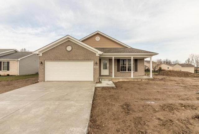 1809 N Lake Forest Drive, Yorktown, IN 47396 (MLS #21557738) :: The ORR Home Selling Team
