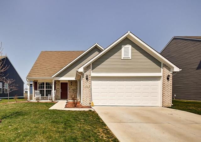 536 Genisis Drive, Whiteland, IN 46184 (MLS #21557756) :: FC Tucker Company