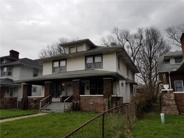 3355 N College Avenue, Indianapolis, IN 46205 (MLS #21557775) :: Indy Scene Real Estate Team