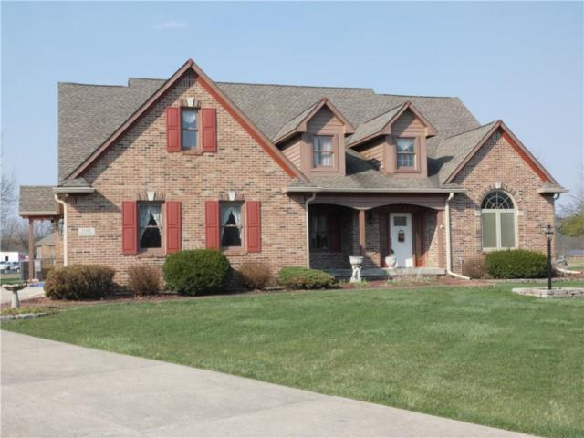 1102 Barbara Drive, New Castle, IN 47362 (MLS #21557830) :: HergGroup Indianapolis