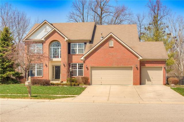 6416 Timber Walk Drive, Indianapolis, IN 46236 (MLS #21557843) :: The ORR Home Selling Team