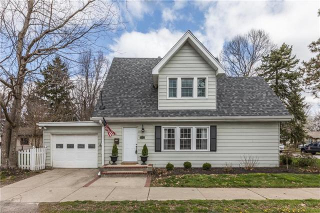 5404 Guilford Avenue, Indianapolis, IN 46220 (MLS #21557853) :: RE/MAX Ability Plus