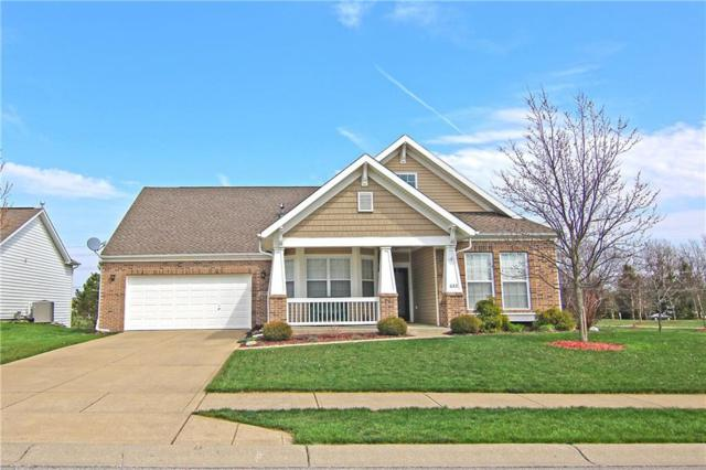 622 Plainville Drive, Westfield, IN 46074 (MLS #21557913) :: The Evelo Team