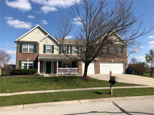 11611 NE Tamarisk Boulevard, Fishers, IN 46037 (MLS #21557936) :: RE/MAX Ability Plus