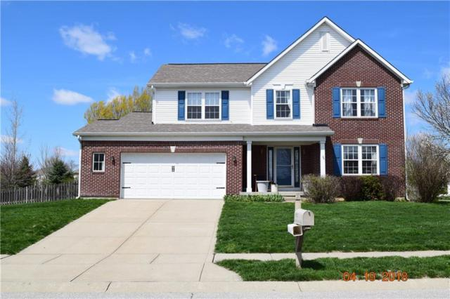 1952 Woodcock Drive, Avon, IN 46123 (MLS #21557971) :: The ORR Home Selling Team