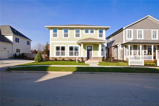 7636 Beekman Terrace, Zionsville, IN 46077 (MLS #21557987) :: RE/MAX Ability Plus