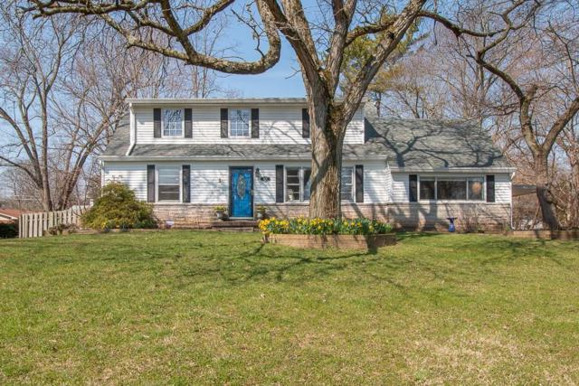 9126 Warwick Road, Indianapolis, IN 46240 (MLS #21558003) :: The Evelo Team