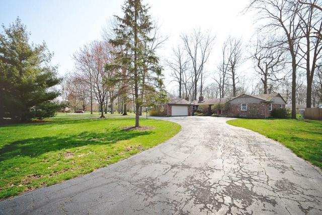 6917 Munsee Lane, Indianapolis, IN 46260 (MLS #21558007) :: Indy Scene Real Estate Team