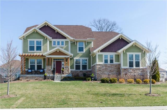 14231 Overbrook Drive, Carmel, IN 46074 (MLS #21558008) :: RE/MAX Ability Plus