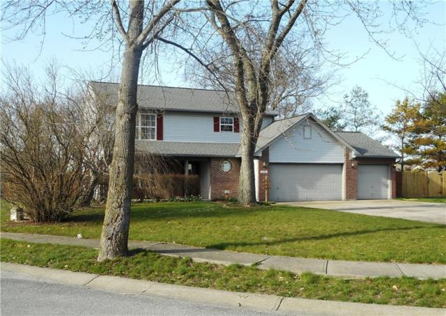 109 W Carolina Street, Fortville, IN 46040 (MLS #21558034) :: The ORR Home Selling Team