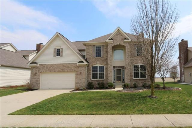 8195 Northpoint Drive, Brownsburg, IN 46112 (MLS #21558090) :: The Evelo Team