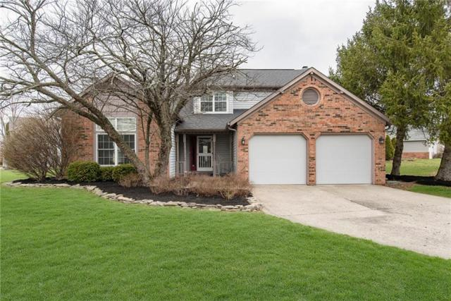 11140 Bayridge Circle E, Indianapolis, IN 46236 (MLS #21558098) :: The ORR Home Selling Team