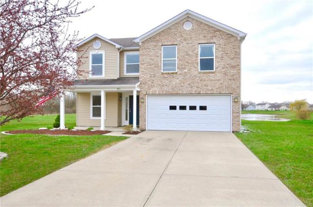 901 Springside Court, Greenfield, IN 46140 (MLS #21558139) :: RE/MAX Ability Plus