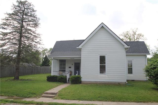 102 N Blake Street, Sheridan, IN 46069 (MLS #21558154) :: RE/MAX Ability Plus