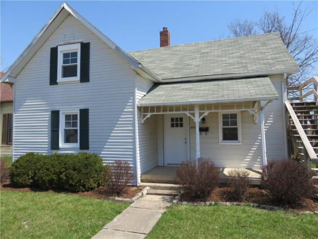 872 S 8th Street, Noblesville, IN 46060 (MLS #21558183) :: RE/MAX Ability Plus
