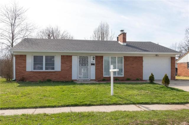 3510 N Galeston Avenue, Indianapolis, IN 46235 (MLS #21558276) :: RE/MAX Ability Plus