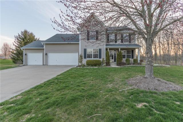 6503 Woodhaven Court, Avon, IN 46123 (MLS #21558293) :: The Evelo Team