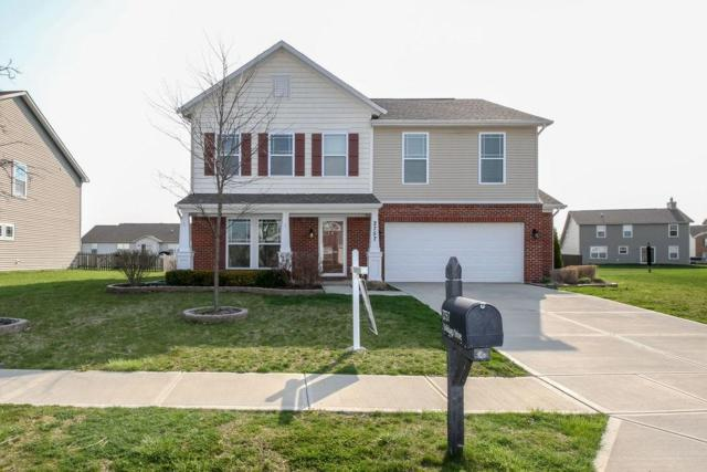 2757 Solidago Drive, Plainfield, IN 46168 (MLS #21558295) :: The Evelo Team