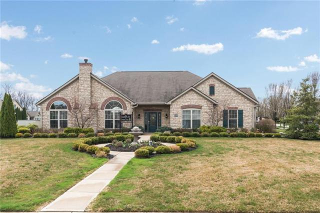 17044 Huntley Place #9, Westfield, IN 46074 (MLS #21558332) :: The Evelo Team