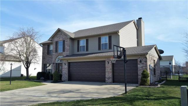 7527 Norma Jean Drive, Indianapolis, IN 46259 (MLS #21558341) :: RE/MAX Ability Plus