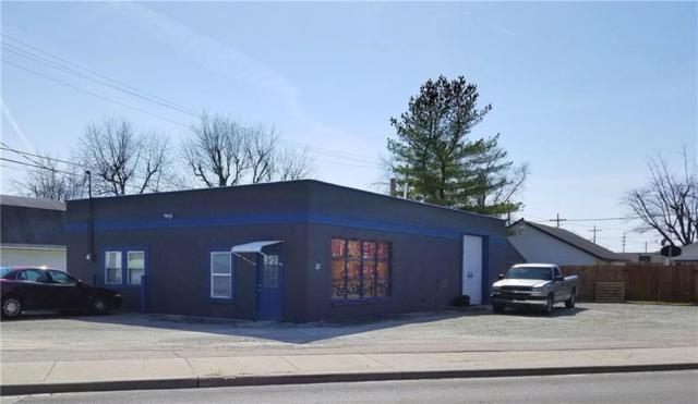 313 W Pendleton Avenue, Lapel, IN 46051 (MLS #21558383) :: The Evelo Team