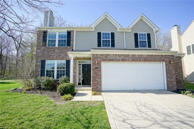 11195 Catalina Drive, Fishers, IN 46038 (MLS #21558390) :: RE/MAX Ability Plus
