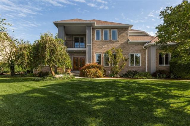 11758 Arborhill Drive, Zionsville, IN 46077 (MLS #21558429) :: The Evelo Team