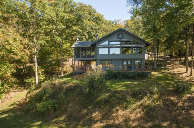 8521 Alma Street, Nashville, IN 47448 (MLS #21558440) :: Mike Price Realty Team - RE/MAX Centerstone