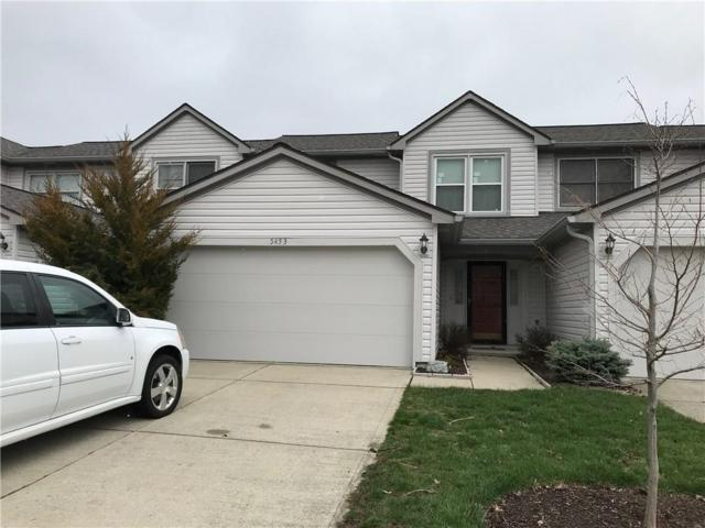 5453 Bay Harbor Drive, Indianapolis, IN 46254 (MLS #21558448) :: Heard Real Estate Team