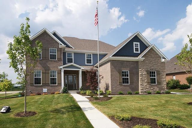 3740 Woodvine Drive, Bargersville, IN 46106 (MLS #21558468) :: The Indy Property Source