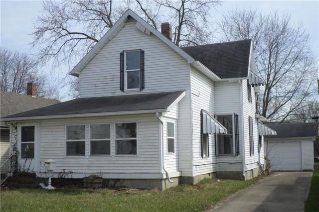 2227 Walnut Street, New Castle, IN 47362 (MLS #21558474) :: HergGroup Indianapolis