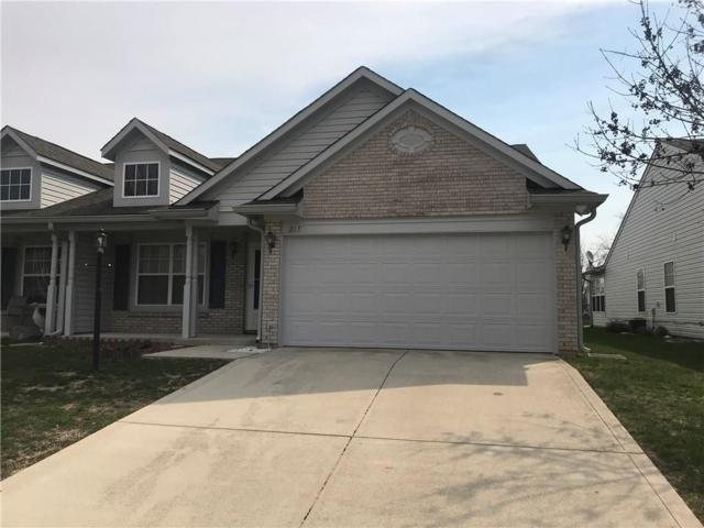 265 Clear Branch Drive, Brownsburg, IN 46112 (MLS #21558480) :: FC Tucker Company