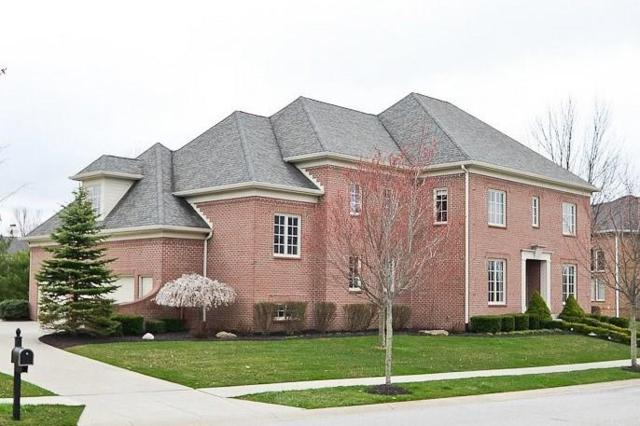 6647 E Deerfield Drive, Zionsville, IN 46077 (MLS #21558488) :: The Evelo Team