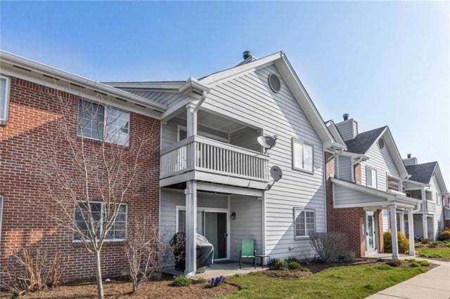 8346 Glenwillow Lane #101, Indianapolis, IN 46278 (MLS #21558499) :: FC Tucker Company