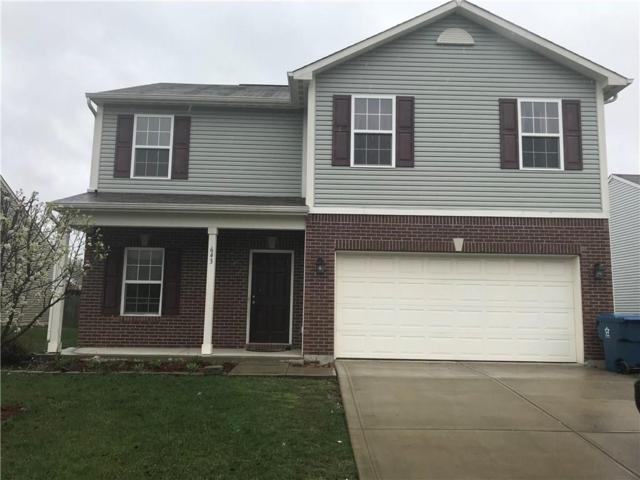 643 Winding Grove Drive, Indianapolis, IN 46217 (MLS #21558528) :: RE/MAX Ability Plus